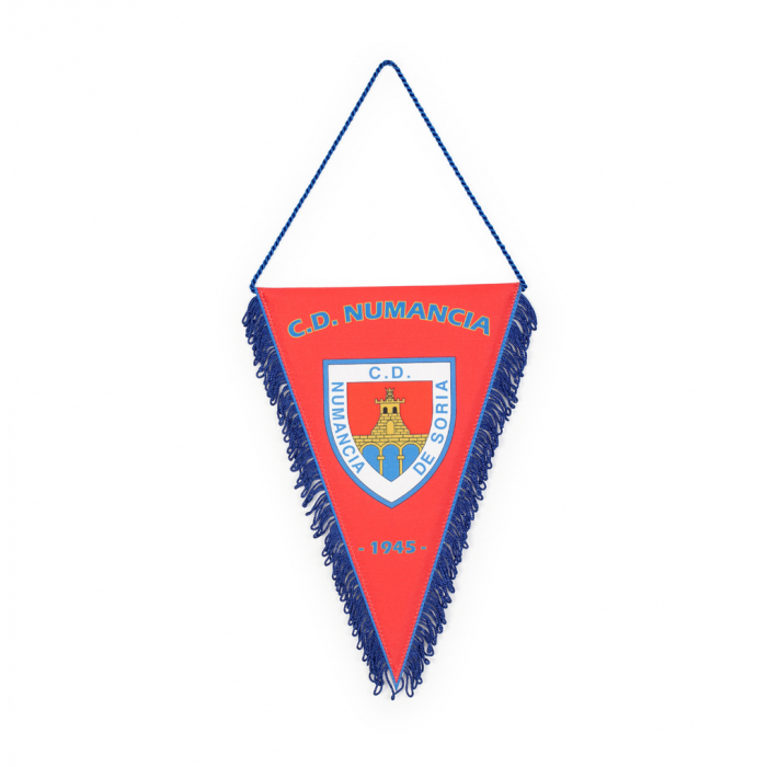 Banderín grande C.D Numancia