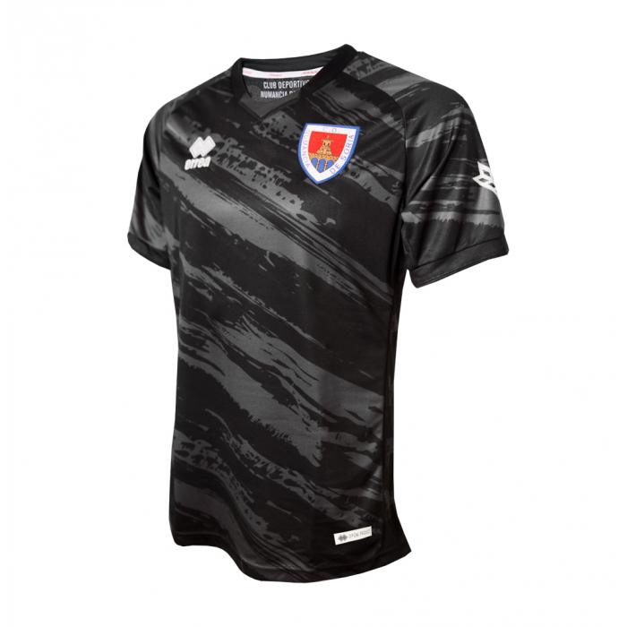 Camiseta negra de portero 20-21