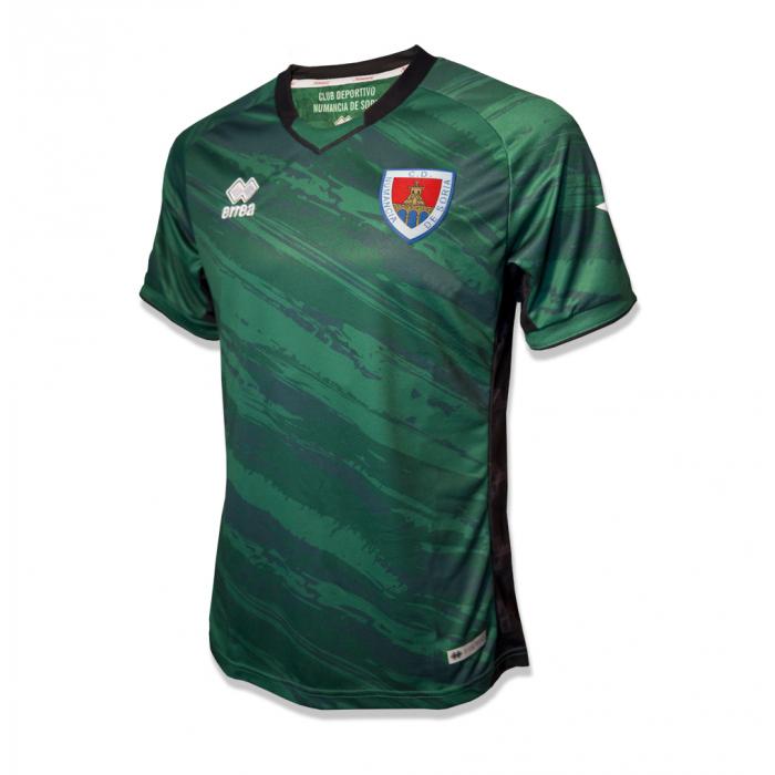 Camiseta verde de portero 20-21