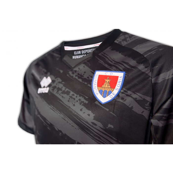 Camiseta negra de portero 21-22